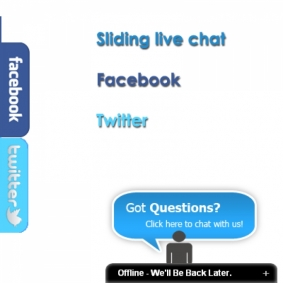 Yahoo chat - facebook - twitter