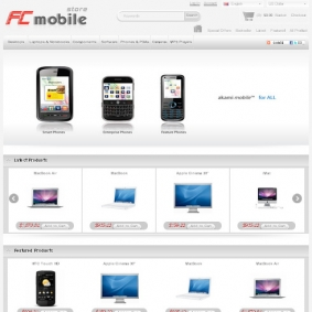 FC Mobile Store